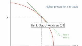 Gains from Trade - International Economics