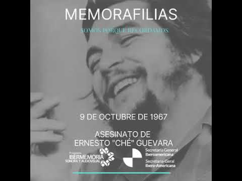 9 de octubre de 1967 - Asesinato de Che Guevara