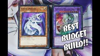 YuGiOh! BEST! BUDGET! Cyber Dragon Deck Profile! 3X LEGENDARY DRAGON DECKS! NEW SUPPORT!