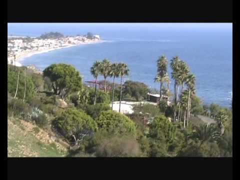 "Malibu - The real ""Two and a half men"" (Charlie Sheen) home - video"
