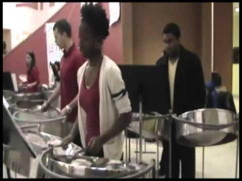 Wesleyan University's Student Steelband Concert