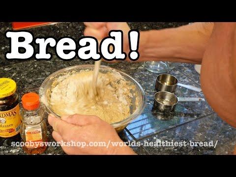 Worlds healthiest bread!