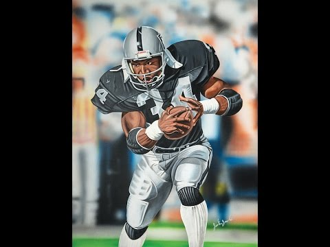 Bo Jackson Career Highlights Football Baseball