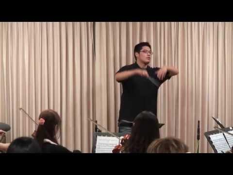 "Joseph Haydn - Symphony No. 104 in D major ""London"" - Lin Yu-Min"