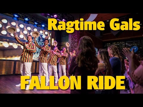 Ragtime Gals Perform Boy Band Hits and History of Rap   Race Through New York