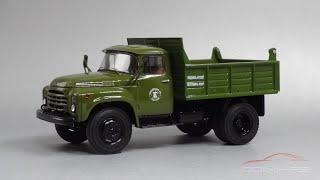 ЗиЛ-ММЗ-4502 самосвал  Start Scale Models - SSM  Масштабные модели автомобилей 143