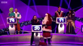 Pointless Celebrities- 2013 Christmas Special