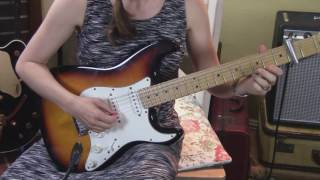 The Smiths Barbarism Begins At Home Guitar Lesson Allison Bennett