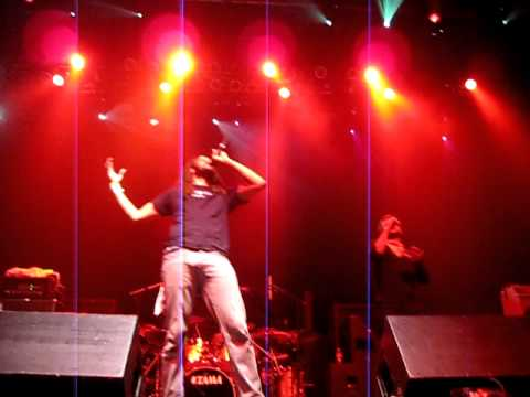 Flobots - Circle in the Square (New Song) - Houston 12/3/11