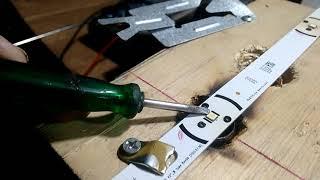 como trocar o led da barra de led.tv lg