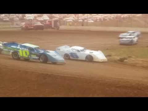 Heat race - Nevada speedway 7/28/18