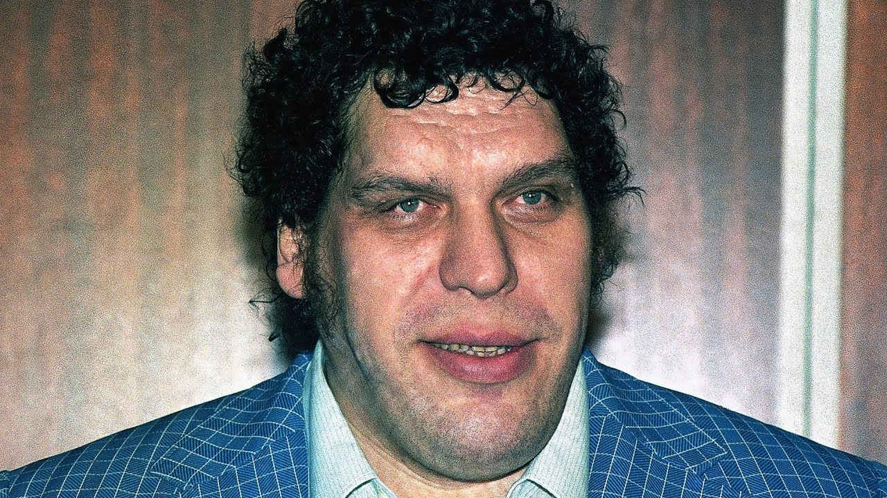 Download The Tragic Real-Life Story Of Andre The Giant