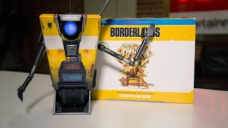 Claptrap in a Box Edition: Borderlands the Handsome Collection - IGN Unboxing