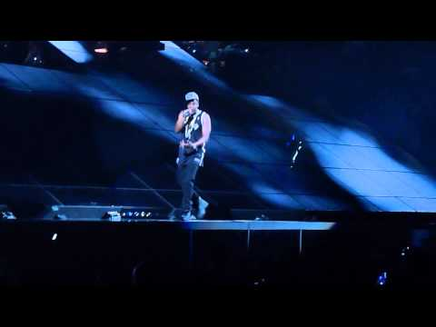 Jay-Z - On To The Next One LIVE in Brooklyn (Barclays Center Night 7 - 10.05.12)