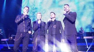 Watch Boyzone The Hour Before Christmas video