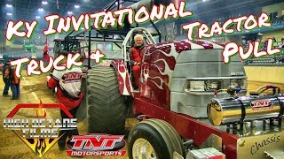 Kentucky Invitational Truck and Tractor Pull 2016 (FULL EVENT)
