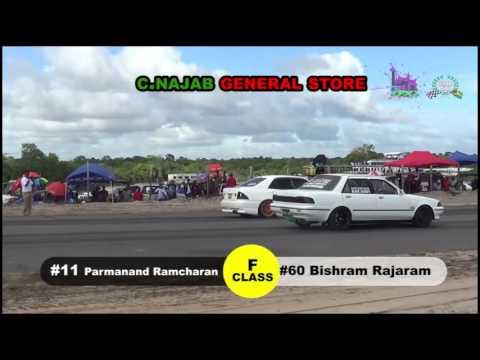 GMR&SC King of Dragz 2016 (Guyana)