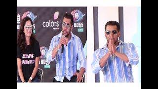 Salman Khan And Nadia Chauhan Interview At Bigg Boss 12 Launch In Goa