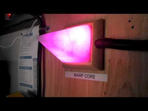 Warp Core mod to solar charging equipment