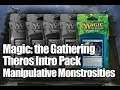 MtG - Manipulative Monstrosities Intro Pack Opening