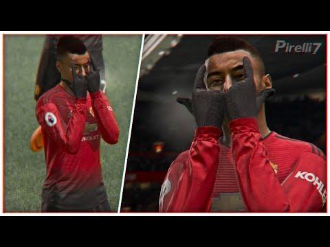 FIFA 19: Jesse Lingard ► NEW SIGNATURE CELEBRATION || Pirelli7