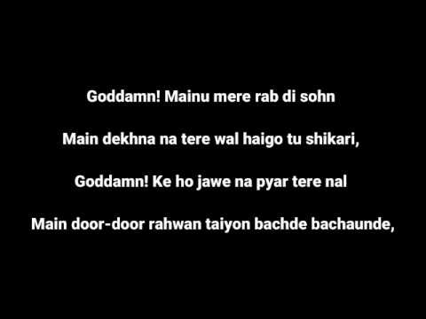 lamberghini-(full-lyrics-video)-|-the-doorbeen-feat-ragini-|-speed-records