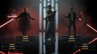 STAR WARS™ Battlefront™ II Heroes vs Villains