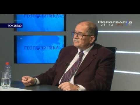 Geopolitika 29 11 2018 gost Darko Tanasković