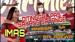 Ditinggal Pas Sayang Sayange - Imas RawaronteX Indonesia (cover)