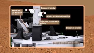 REMS on MARS: Tecnología española en el planeta rojo (HD Oficial,  Marte)