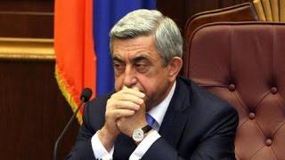 Серж Саргсян пожаловался французам на Баку, Анкару и Москву