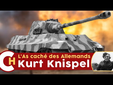 L'As caché des Allemands : Kurt Knispel