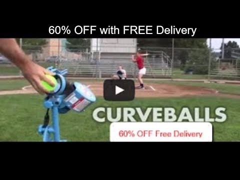 Jugs Lite Flite Pitching Machine 2017 | 60% OFF with FREE Delivery