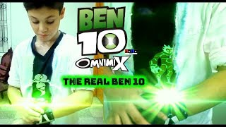 The Real Ben 10 Ppowers  || Ben saves the day || Ep 1