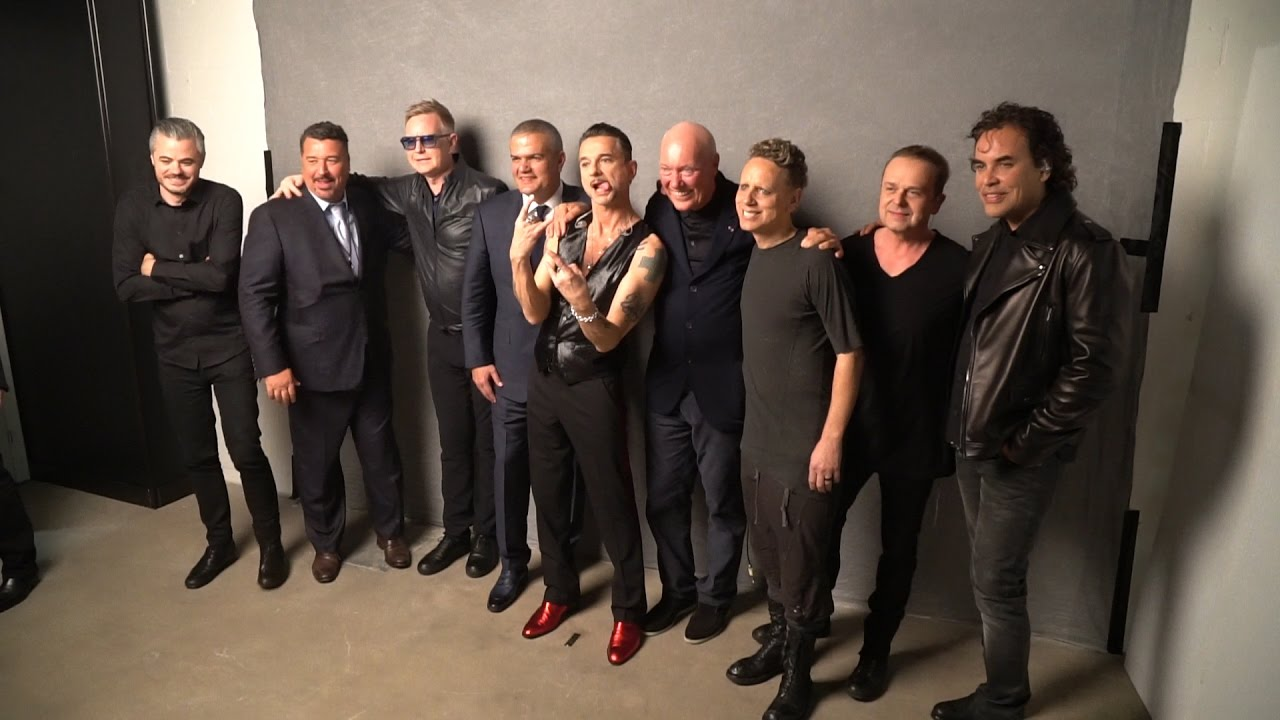 DEPECHE MODE CONTINUES CHARITY COLLABORATION WITH LUXURY WATCHMAKER HUBLOT