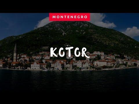 Kotor,Montenegro Travel 2018