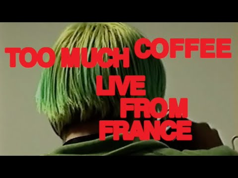 SWMRS: Too Much Coffee [LIVE FROM FRANCE]