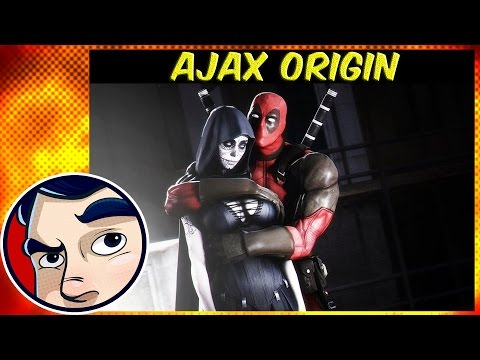 Ajax Origins & How Deadpool Met Mistress Death