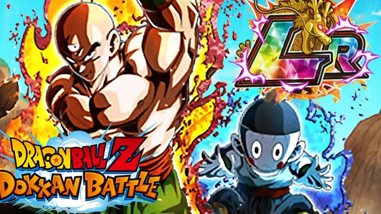 Legendary Awakening A Brand New F2p Lr Lr Tien Chiaotzu Showcase Dbz Dokkan Battle Youtube