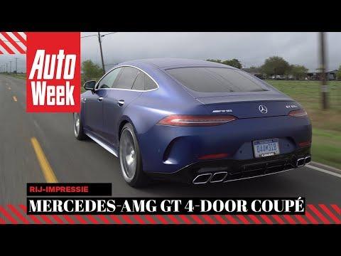 Mercedes-AMG GT 4-door Coupé - AutoWeek review