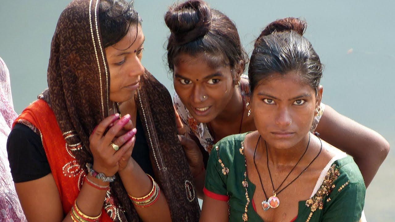 India Orchha People YouTube