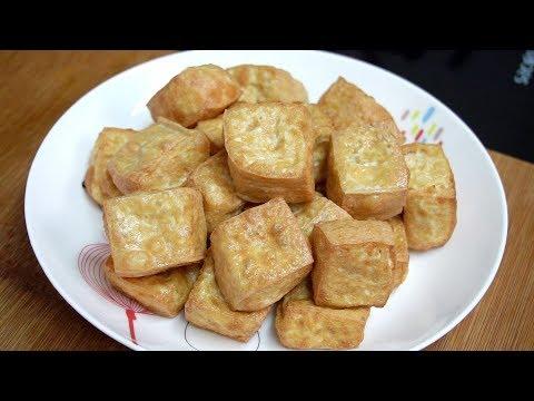 爱吃豆腐一定要收藏,学会潮汕这种特色做法,3斤豆腐不够吃