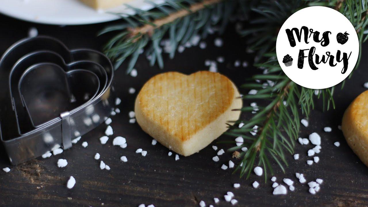 Weihnachtsplätzchen Schweiz.Feine Mailänderli Das Beliebte Schweizer Butter Guetsli Butterplätzchen Mrs Flury