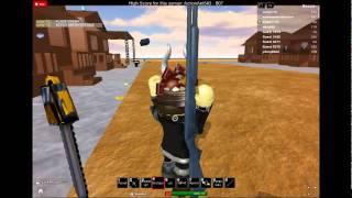 ROBLOX Uchia719 Survival Game