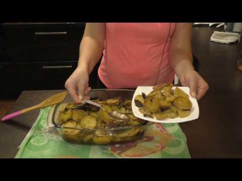 Царская картошечка с белыми грибами!!!