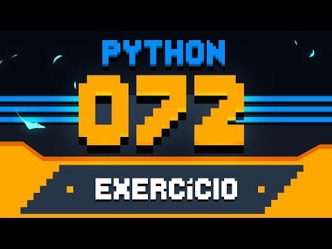 Exercício Python #072 - Número por Extenso