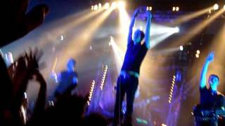The Blackout - I Don't Care (This is Why We Can't Have Nice Things) - Kerrang! Relentless Tour 2010 - Live at Manchester Academy - 4th Februrary 2010