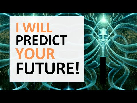 100% accurate: I can predict YOUR future!! (incredible mind reading experiment)