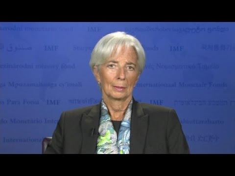 Lagarde: Balance is key moving forward