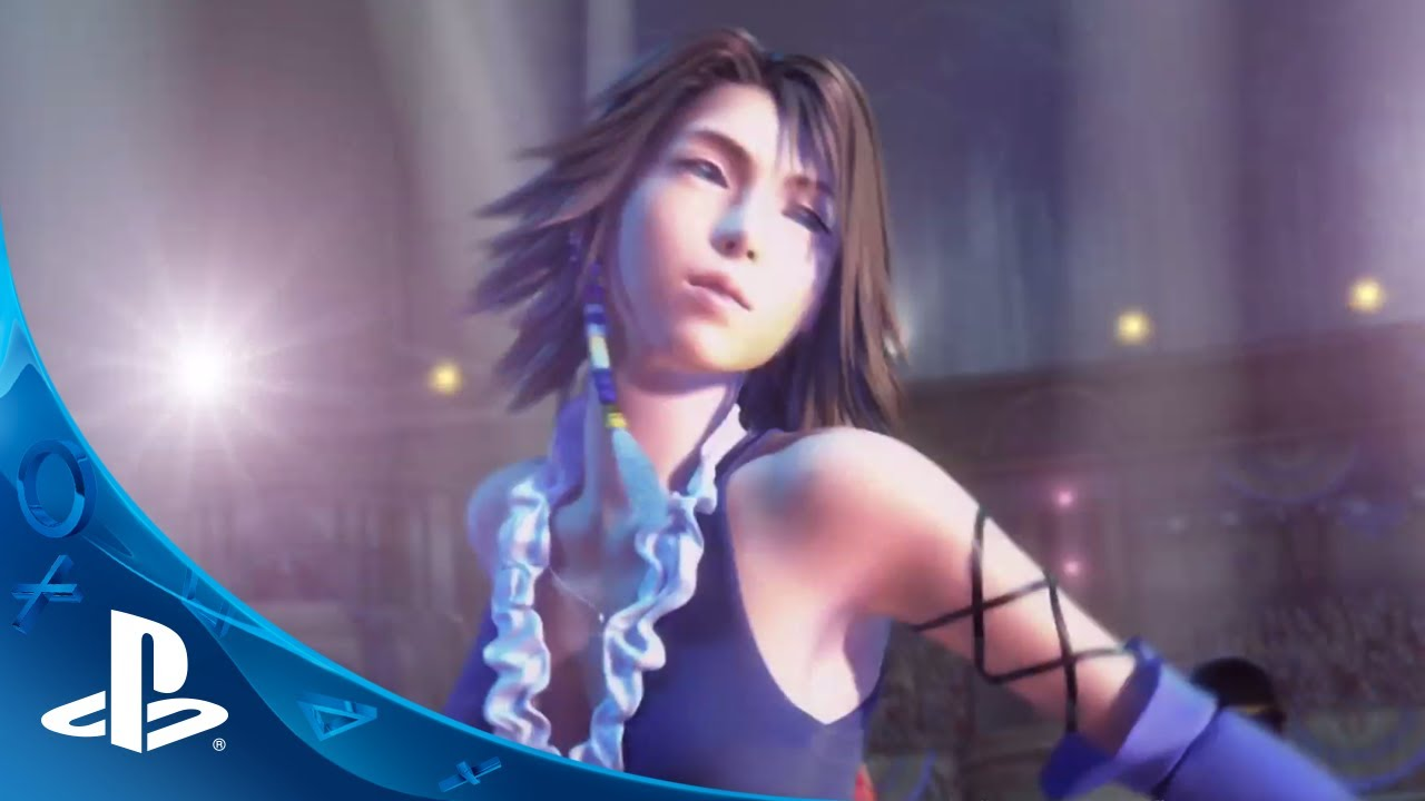 FINAL FANTASY X/X-2 HD Remaster New Features Trailer